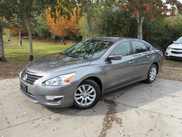 2014 Nissan Altima 2.5 S 2.5 S 4dr Sedan