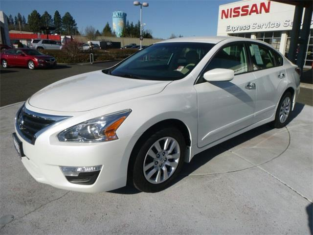 2014 nissan altima 2 5 s 2 5 s 4dr sedan for sale in springdale oregon classified. Black Bedroom Furniture Sets. Home Design Ideas