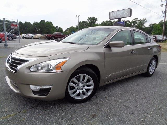 2014 nissan altima 2 5 s 2 5 s 4dr sedan for sale in greensboro north carolina classified. Black Bedroom Furniture Sets. Home Design Ideas