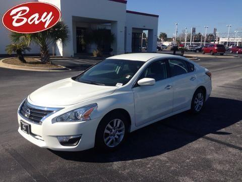 2014 NISSAN ALTIMA 4 DOOR SEDAN
