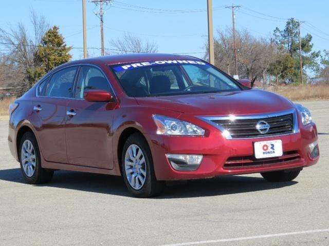 2014 nissan altima 4dr car 2 5 s for sale in paris texas classified. Black Bedroom Furniture Sets. Home Design Ideas
