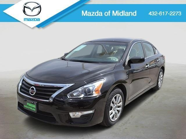 2014 nissan altima sedan 4dr sdn s for sale in midland texas classified. Black Bedroom Furniture Sets. Home Design Ideas