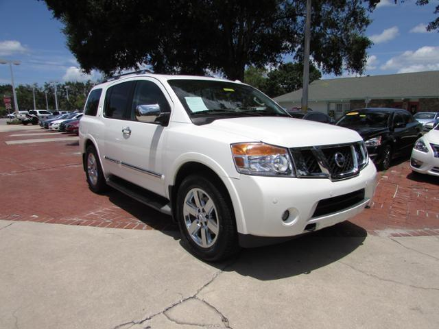 2014 nissan armada platinum 4x2 platinum 4dr suv for sale in titusville florida classified. Black Bedroom Furniture Sets. Home Design Ideas