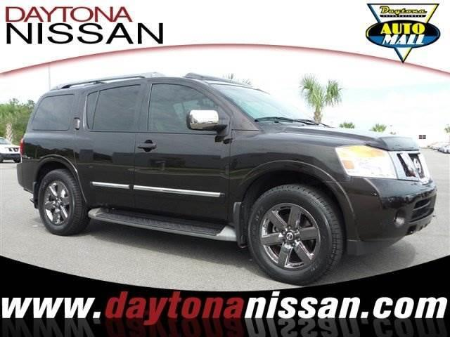 2014 nissan armada platinum 4x4 platinum 4dr suv for sale in daytona beach florida classified. Black Bedroom Furniture Sets. Home Design Ideas