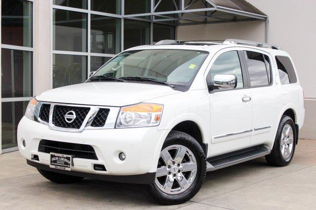 2014 Nissan Armada Platinum 4x4 Platinum 4dr SUV