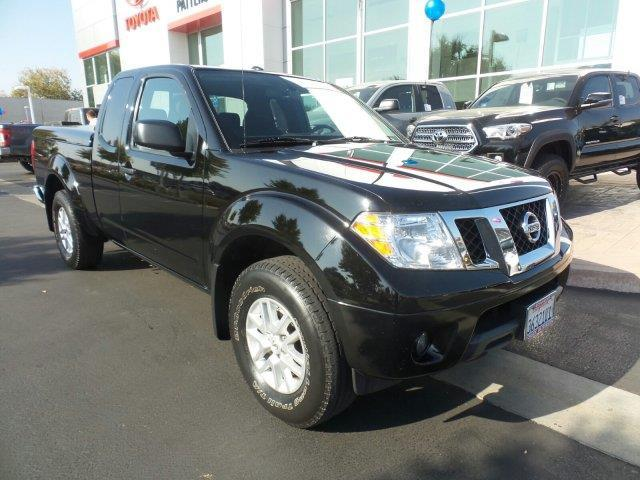 2014 Nissan Frontier PRO-4X 4x4 PRO-4X 4dr King Cab 6.1