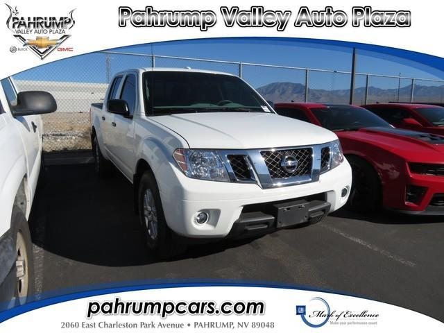2014 Nissan Frontier S 4x2 S 4dr Crew Cab 5 ft. SB