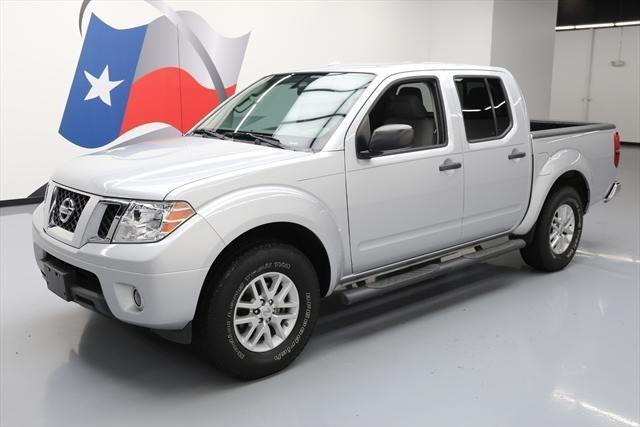 2014 nissan frontier s 4x2 s 4dr crew cab 5 ft sb pickup 6m for sale in houston texas. Black Bedroom Furniture Sets. Home Design Ideas