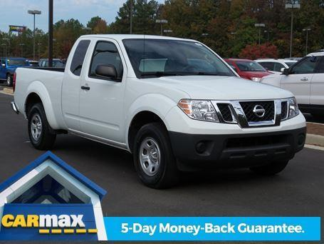 2014 Nissan Frontier S 4x2 S 4dr King Cab 6.1 ft. SB