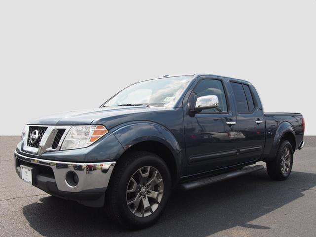 2014 nissan frontier sl 4x4 sl 4dr crew cab 6 1 ft sb pickup 5a for sale in paterson new. Black Bedroom Furniture Sets. Home Design Ideas