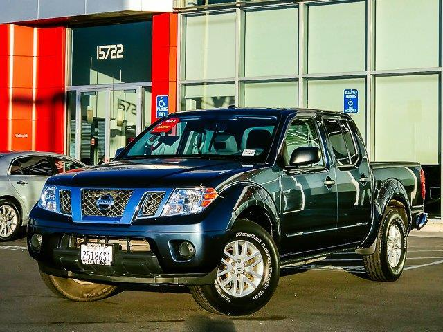 2014 Nissan Frontier SV 4x2 SV 4dr Crew Cab 5 ft. SB
