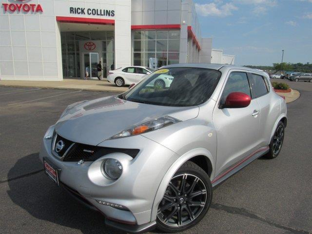 2014 Nissan JUKE NISMO AWD NISMO 4dr Crossover