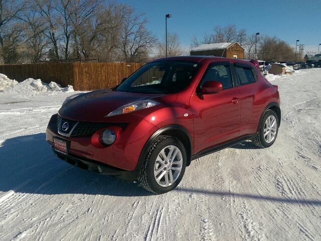 2014 nissan juke s awd s 4dr crossover for sale in cody wyoming classified. Black Bedroom Furniture Sets. Home Design Ideas