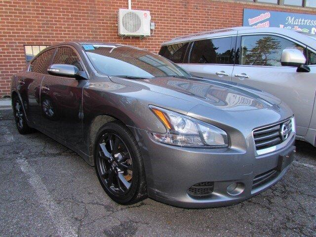 2014 nissan maxima 3 5 s 3 5 s 4dr sedan for sale in yonkers new york classified. Black Bedroom Furniture Sets. Home Design Ideas