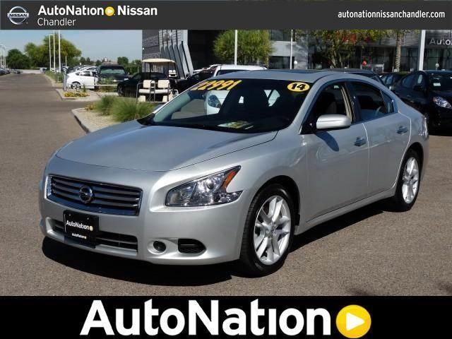 2014 nissan maxima for sale in chandler arizona classified. Black Bedroom Furniture Sets. Home Design Ideas