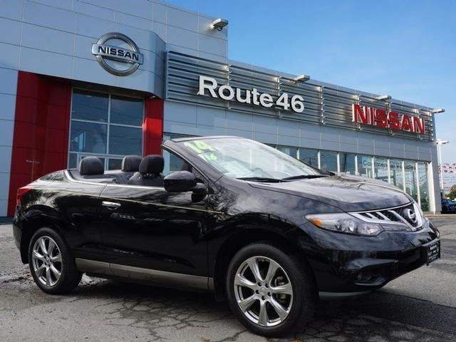 2014 nissan murano crosscabriolet base awd base 2dr suv convertible for sale in great notch new. Black Bedroom Furniture Sets. Home Design Ideas