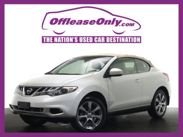2014 nissan murano crosscabriolet base awd base 2dr suv convertible for sale in hialeah florida. Black Bedroom Furniture Sets. Home Design Ideas