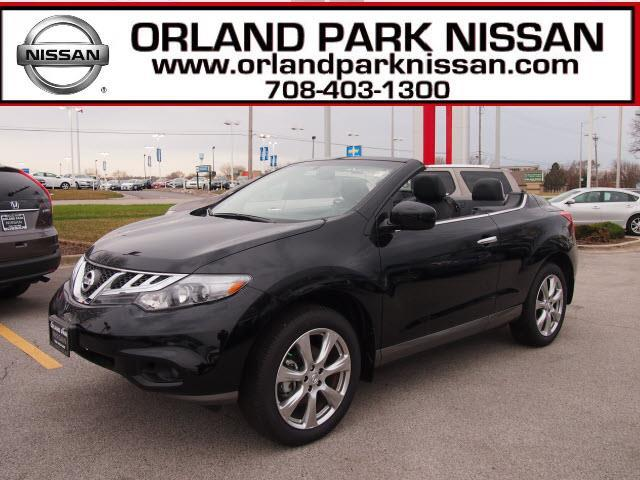 2014 Nissan Murano CrossCabriolet Base Orland Park, IL