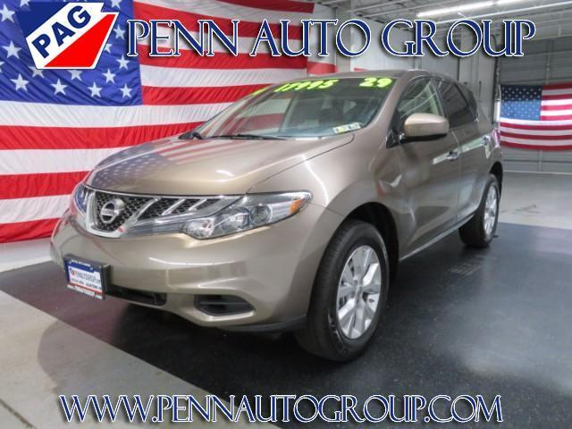 2014 Nissan Murano S AWD S 4dr SUV