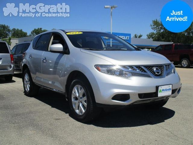 2014 nissan murano s s 4dr suv for sale in dubuque iowa classified. Black Bedroom Furniture Sets. Home Design Ideas
