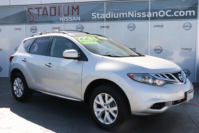 2014 Nissan Murano S S 4dr SUV