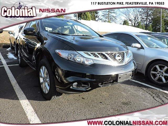 2014 nissan murano sl awd sl 4dr suv for sale in langhorne pennsylvania classified. Black Bedroom Furniture Sets. Home Design Ideas