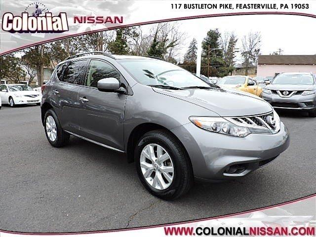 2014 nissan murano sv awd sv 4dr suv for sale in langhorne pennsylvania classified. Black Bedroom Furniture Sets. Home Design Ideas