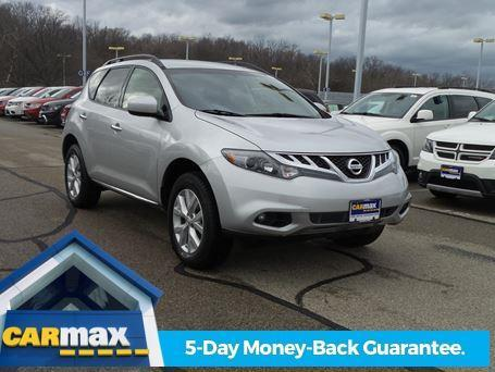 2014 Nissan Murano Sv Awd Sv 4dr Suv For Sale In