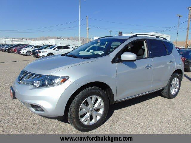 2014 nissan murano sv sv 4dr suv for sale in el paso texas classified. Black Bedroom Furniture Sets. Home Design Ideas