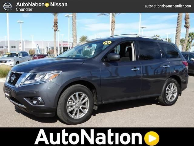 2014 nissan pathfinder for sale in chandler arizona classified. Black Bedroom Furniture Sets. Home Design Ideas