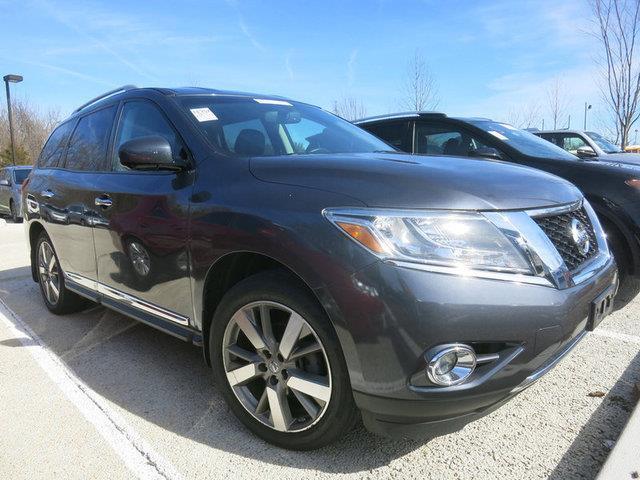 2014 nissan pathfinder platinum 4x4 platinum 4dr suv for sale in murfreesboro tennessee. Black Bedroom Furniture Sets. Home Design Ideas