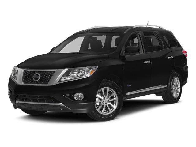 2014 Nissan Pathfinder S 4x4 S 4dr Suv For Sale In