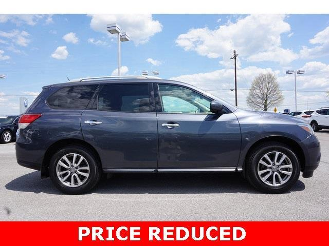 2014 nissan pathfinder s 4x4 s 4dr suv for sale in murfreesboro tennessee classified. Black Bedroom Furniture Sets. Home Design Ideas