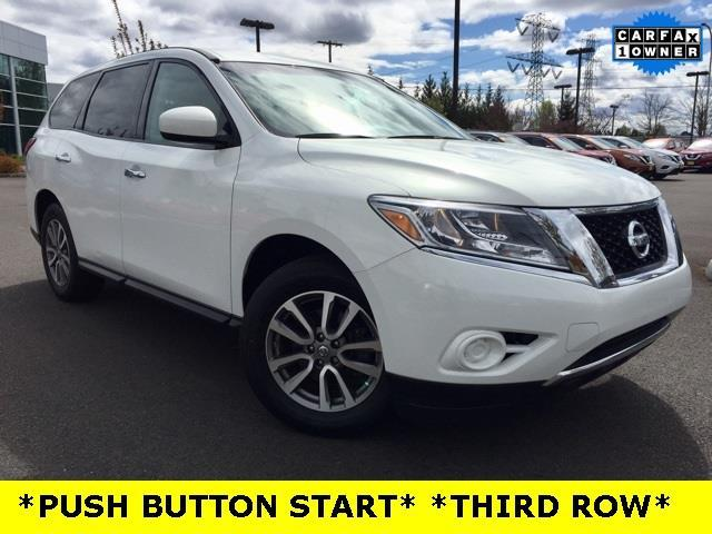 2014 nissan pathfinder s 4x4 s 4dr suv for sale in auburn washington classified. Black Bedroom Furniture Sets. Home Design Ideas