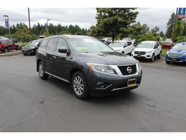 2014 nissan pathfinder s 4x4 s 4dr suv for sale in boston harbor washington classified. Black Bedroom Furniture Sets. Home Design Ideas