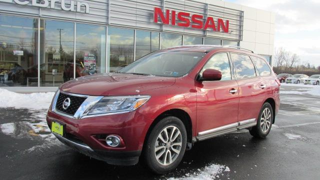 2014 nissan pathfinder sl 4x4 sl 4dr suv for sale in auburn new york classified. Black Bedroom Furniture Sets. Home Design Ideas