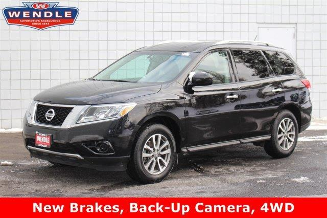2014 nissan pathfinder sv 4x4 sv 4dr suv for sale in spokane washington classified. Black Bedroom Furniture Sets. Home Design Ideas