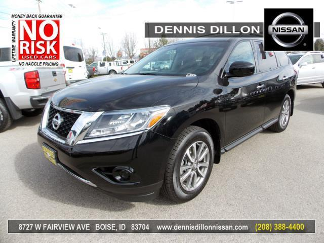 2014 nissan pathfinder sv 4x4 sv 4dr suv for sale in boise idaho classified. Black Bedroom Furniture Sets. Home Design Ideas