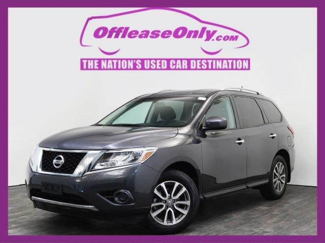2014 nissan pathfinder sv 4x4 sv 4dr suv for sale in west palm beach florida classified. Black Bedroom Furniture Sets. Home Design Ideas
