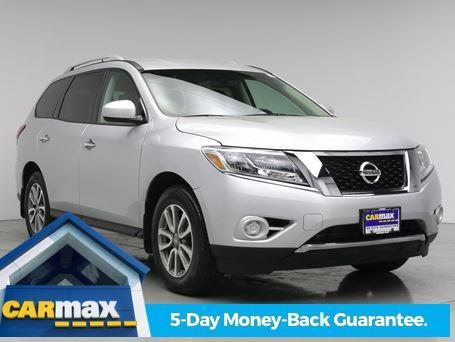 2014 nissan pathfinder sv 4x4 sv 4dr suv for sale in charlotte north carolina classified. Black Bedroom Furniture Sets. Home Design Ideas
