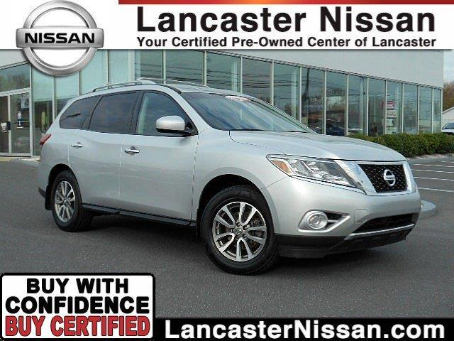 2014 nissan pathfinder sv 4x4 sv 4dr suv for sale in east petersburg pennsylvania classified. Black Bedroom Furniture Sets. Home Design Ideas