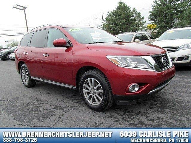 2014 nissan pathfinder sv 4x4 sv 4dr suv for sale in defense depot pennsylvania classified. Black Bedroom Furniture Sets. Home Design Ideas