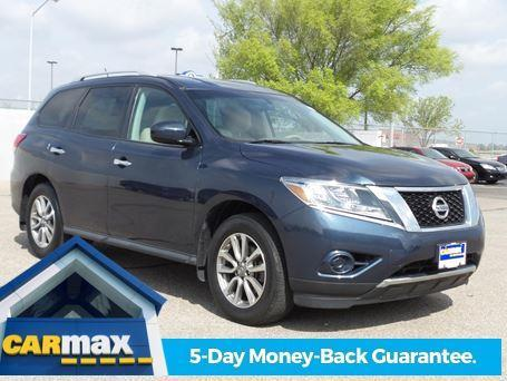 2014 nissan pathfinder sv 4x4 sv 4dr suv for sale in wichita kansas classified. Black Bedroom Furniture Sets. Home Design Ideas