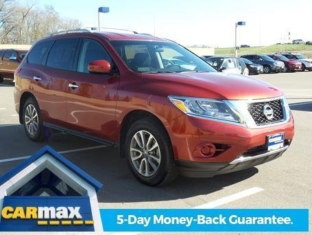 2014 nissan pathfinder sv 4x4 sv 4dr suv for sale in minneapolis minnesota classified. Black Bedroom Furniture Sets. Home Design Ideas