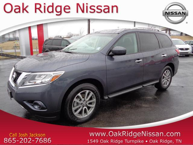 2014 nissan pathfinder sv oak ridge tn for sale in oak ridge tennessee classified. Black Bedroom Furniture Sets. Home Design Ideas