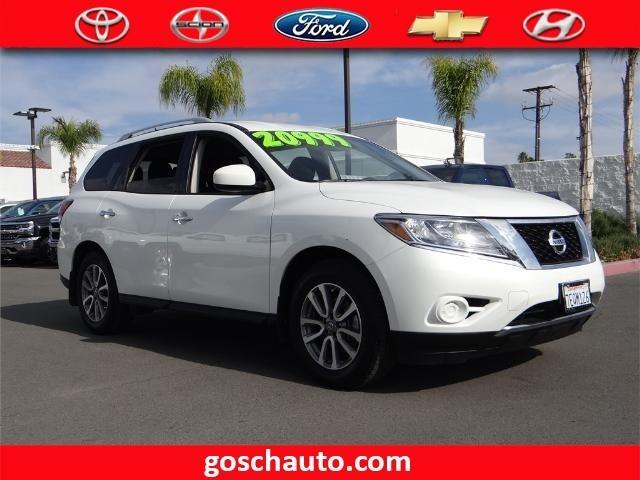 2014 nissan pathfinder sv sv 4dr suv for sale in hemet california classified. Black Bedroom Furniture Sets. Home Design Ideas