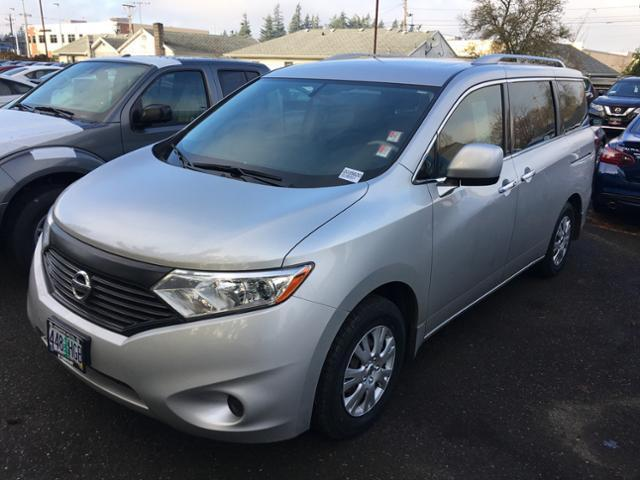 2014 Nissan Quest 3.5 LE 3.5 LE 4dr Mini-Van