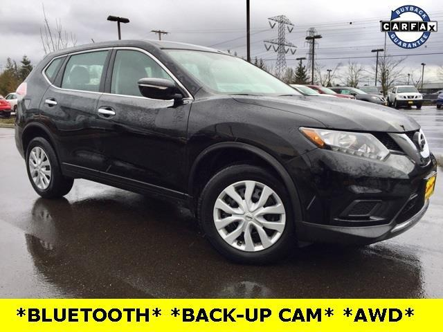 2014 nissan rogue s awd s 4dr crossover for sale in auburn washington classified. Black Bedroom Furniture Sets. Home Design Ideas