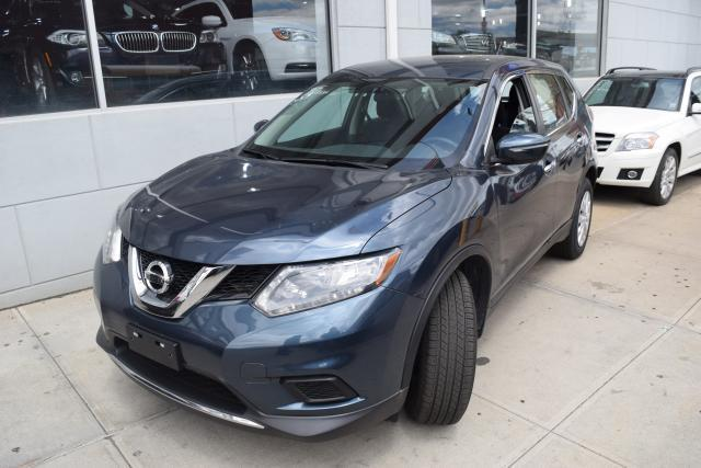 2014 Nissan Rogue S AWD S 4dr Crossover