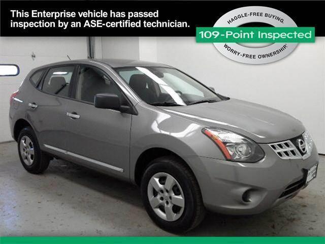 2014 nissan rogue select awd 4dr s for sale in lakeview new york classified. Black Bedroom Furniture Sets. Home Design Ideas
